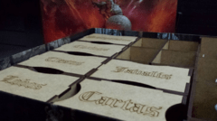 Organizador (Insert) para Blood Rage - Pittas Board Games