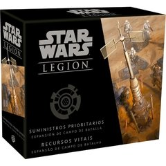 STAR WARS: LEGION - RECURSOS VITAIS