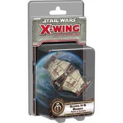 STAR WARS X-WING: SCURRG H-6 BOMBER