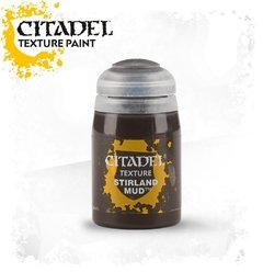 TINTA OFICIAL TEXTURE: STIRLAND MUD (24ML)