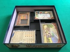 Insert Para Istanbul com as Expansões Foam board - Pittas Board Games