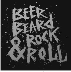 Camiseta Beer Beard Rock - Recicle Use