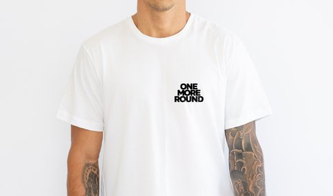 Imagem do Camisa IronArm One more Round peito