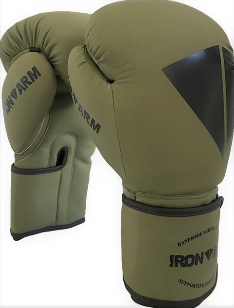 Luva de Boxe Ironarm Premium Jungle