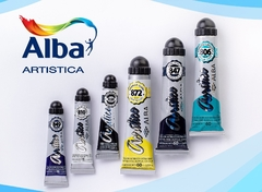 Acrilico Alba G3 x 18ml. (844) Azul de cobalto - The Pencil Store