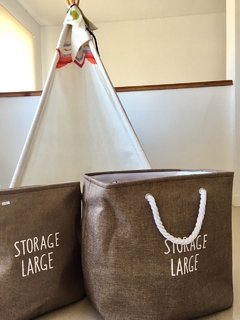 Canastos Large Storage - Chez Deco