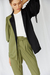 MARGARITA COAT  ~BLACK + GREEN - online store