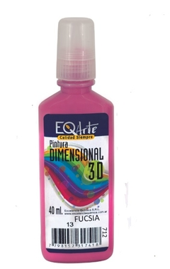 Dimensional Color 3D Eq Craft Brillante x 40cc
