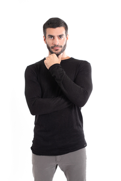 Sweater Toronto Black - VINT