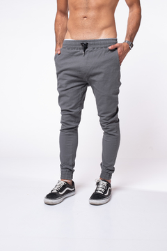 Jogger Slash Gris Smoke en internet