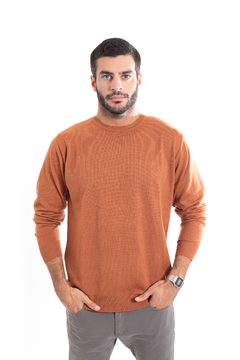 Sweater Montreal Ocre