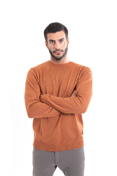 Sweater Montreal Ocre en internet