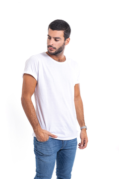 Remera Mint White - comprar online