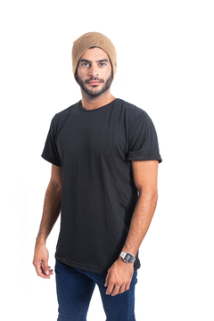 Remera T-Basic Black