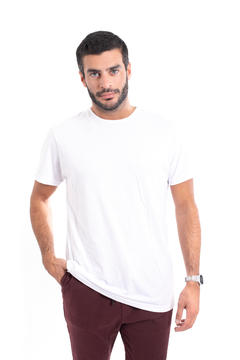 Remera T-Basic White