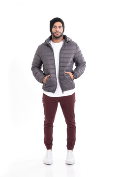 Campera Andorra Grey en internet