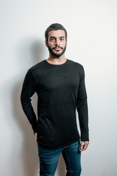 Sweater Doha Black en internet