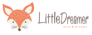 Little Dreamer Deco - vinilos decorativos infantiles