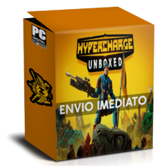 HYPERCHARGE UNBOXED PC - ENVIO DIGITAL