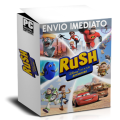 RUSH A DISNEY-PIXAR ADVENTURE PC - ENVIO DIGITAL