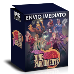 NINE PARCHMENTS PC - ENVIO DIGITAL