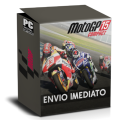 MOTOGP 15 PC - ENVIO DIGITAL