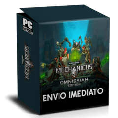 WARHAMMER 40,000 MECHANICUS OMNISSIAH EDITION PC - ENVIO DIGITAL