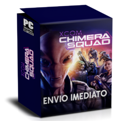 XCOM CHIMERA SQUAD PC - ENVIO DIGITAL