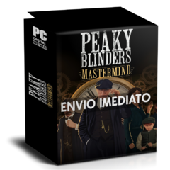 PEAKY BLINDERS MASTERMIND PC - ENVIO DIGITAL