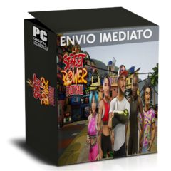STREET POWER FOOTBALL PC - ENVIO DIGITAL