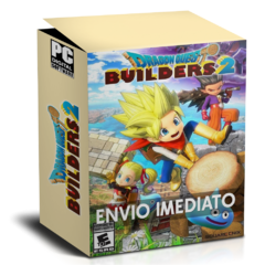 DRAGON QUEST BUILDERS 2 PC - ENVIO DIGITAL