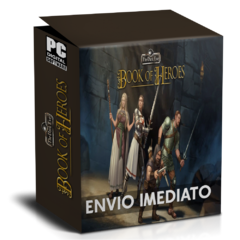 THE DARK EYE BOOK OF HEROES PC - ENVIO DIGITAL