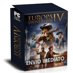 EUROPA UNIVERSALIS IV  PC - ENVIO DIGITAL