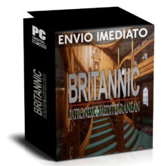 BRITANNIC PATRONESS OF THE MEDITERRANEAN PC - ENVIO DIGITAL