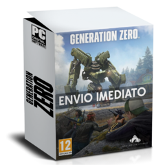 GENERATION ZERO PC - ENVIO DIGITAL