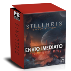 STELLARIS (GALAXY EDITION) PC - ENVIO DIGITAL