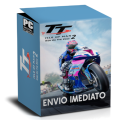 TT ISLE OF MAN RIDE ON THE EDGE 2 PC - ENVIO DIGITAL