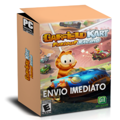 GARFIELD KART FURIOUS RACING PC - ENVIO DIGITAL