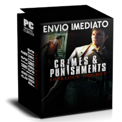 SHERLOCK HOLMES CRIMES AND PUNISHMENTS PC - ENVIO DIGITAL
