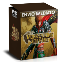 MONKEY KING HERO IS BACK (DELUXE EDITION) PC - ENVIO DIGITAL