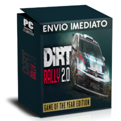 DIRT RALLY 2.0 (GAME OF THE YEAR EDITION) PC - ENVIO DIGITAL