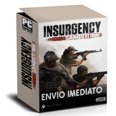 INSURGENCY SANDSTORM PC - ENVIO DIGITAL