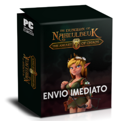 THE DUNGEON OF NAHEULBEUK THE AMULET OF CHAOS PC - ENVIO DIGITAL