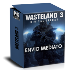WASTELAND 3 (DIGITAL DELUXE EDITION) PC - ENVIO DIGITAL