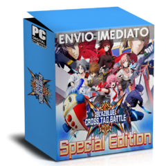 BLAZBLUE CROSS TAG BATTLE (SPECIAL EDITION) PC - ENVIO DIGITAL