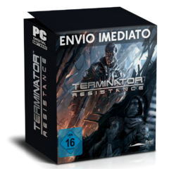 TERMINATOR RESISTANCE PC - ENVIO DIGITAL