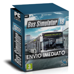BUS SIMULATOR 18 PC - ENVIO DIGITAL