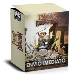 POPUP DUNGEON PC - ENVIO DIGITAL
