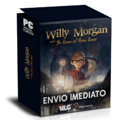 WILLY MORGAN AND THE CURSE OF BONE TOWN PC - ENVIO DIGITAL