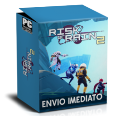 RISK OF RAIN 2 PC - ENVIO DIGITAL